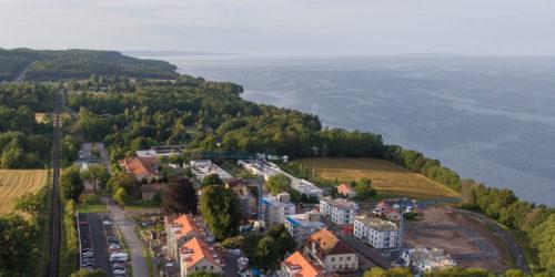 Här ska Vätterhem och Tosito bygga cirka 1 200 nya bostäder i Jönköpings sjönaste läge